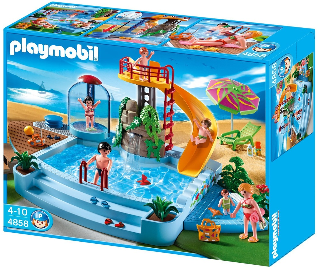 Top toys for 5 year old girls top toys for Piscine playmobil