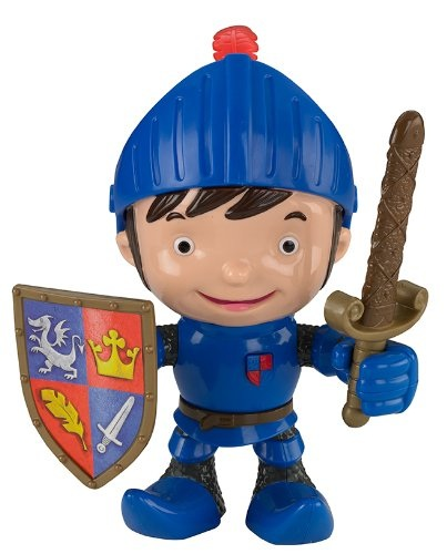 MIKE THE KNIGHT TALKING FIGURE
