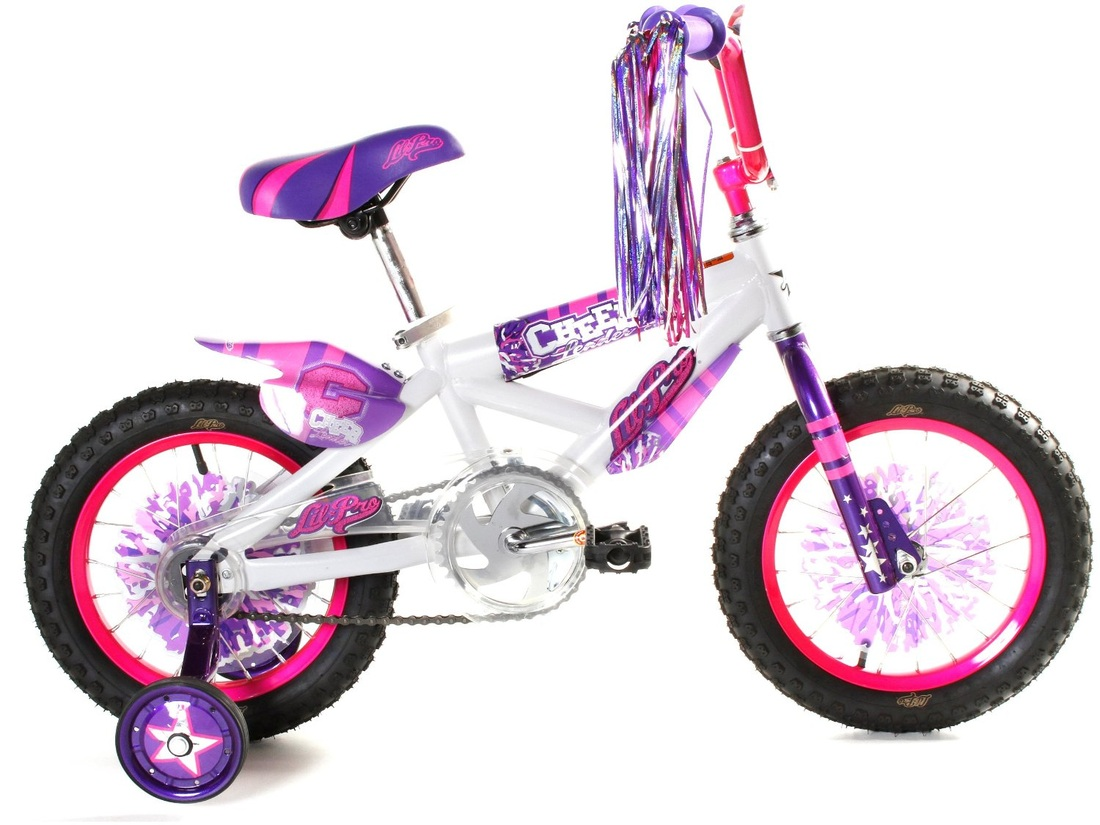 Bikes 4 Year Old DYNACRAFT GIRLS BIKE INCH